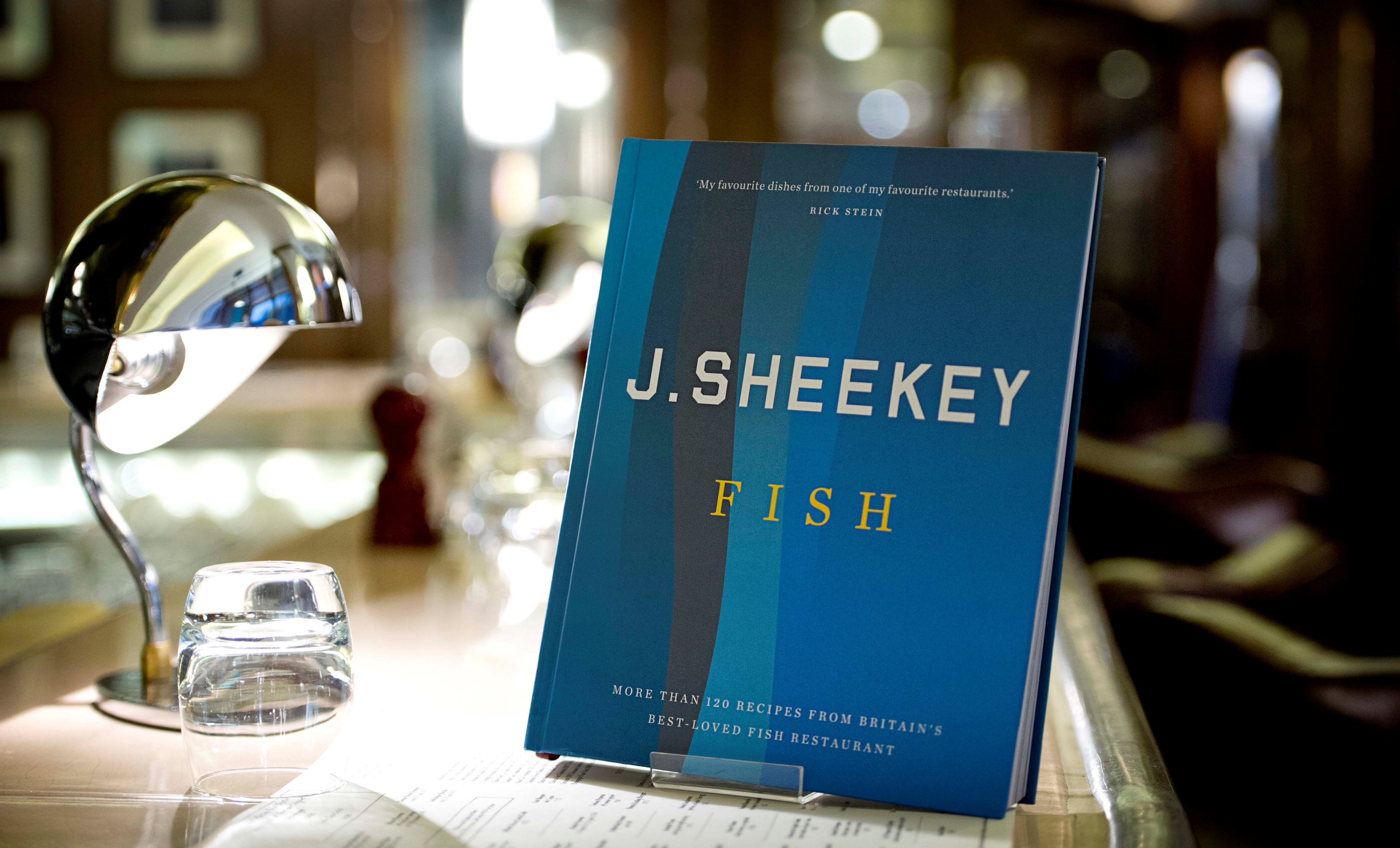 j sheekey oyster bar fish by sim canetty clarke