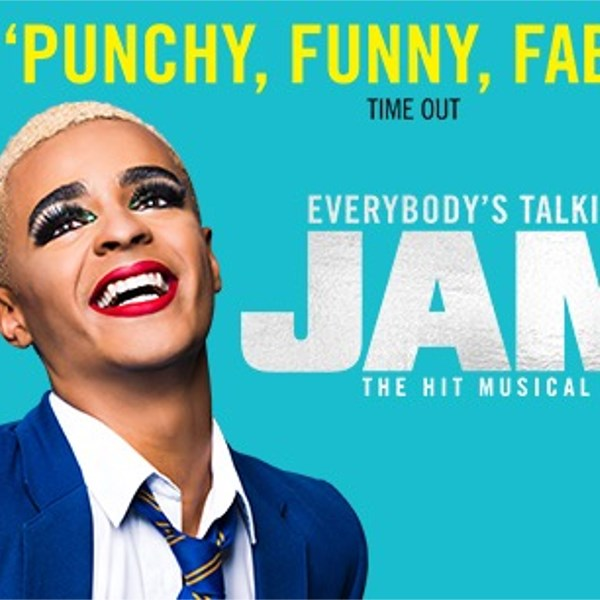 Theatre & Supper Packages for Everybody's talking about Jamie at J Sheekey