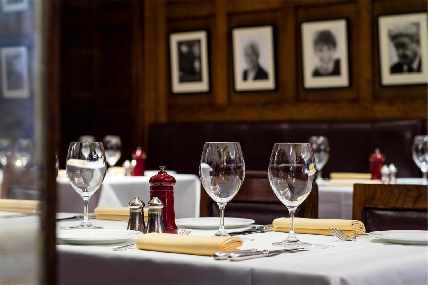 J Sheekey has been serving the finest fish and shellfish in Covent Garden since the 1890s