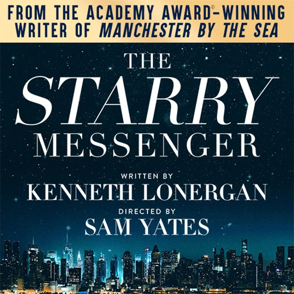 Theatre & Supper Packages for The Starry Messenger at J Sheekey, Leicester Square