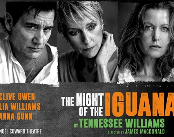 The Night of Iguana Theatre Package