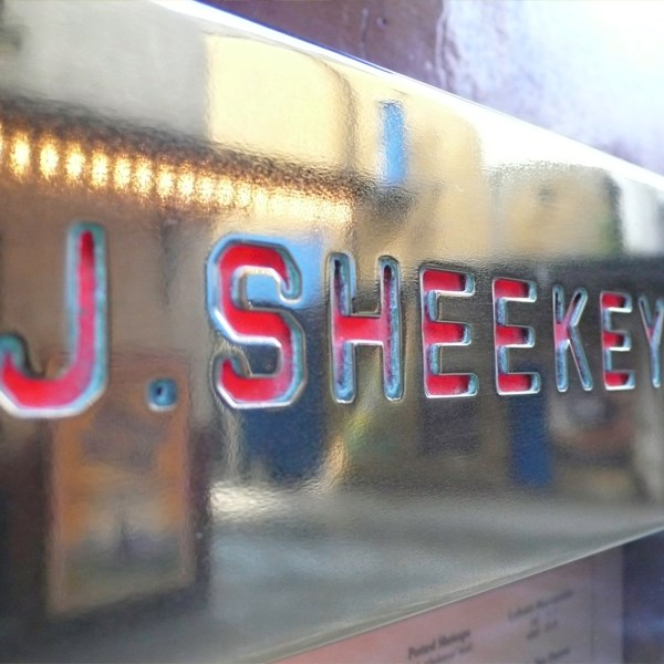 Fish Restaurant in London, J Sheekey in Leicester Square