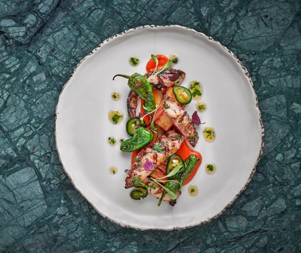 Dish available on the A La Carte menu for lunch and dinner at J Sheekey Atlantic Bar, London